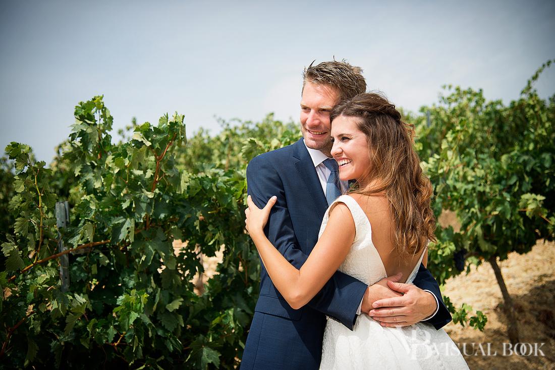 Abrazo viñedos